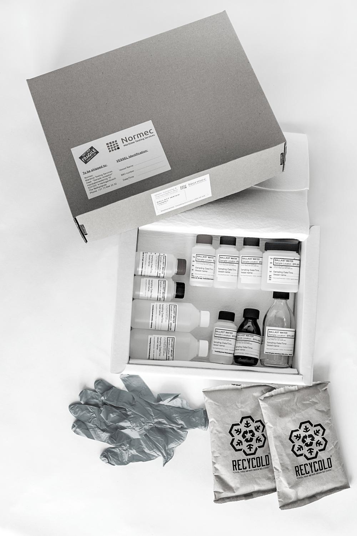 Ballastwater sample kit